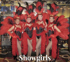 Showgirls Greeters Chicago, Showgirls Chicago, Costumed greeters, Chicago Corporate Event Entertainment