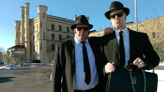 Blues Brothers Impersonators in Chicago, Blues Brothers Tribute Show